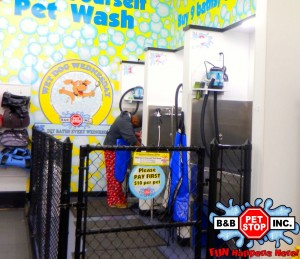 DO-IT-YOURSELF PET WASH