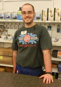 Meet the Krewe - Brian, Cashier Supervisor