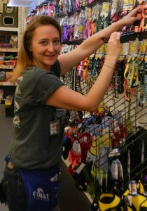 Meet the Krewe - Jessica, Dog & Cat Department Supervisor