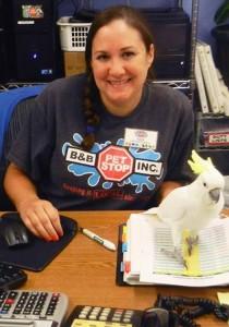 Meet the Krewe - Susie, Stock Department Supervisor