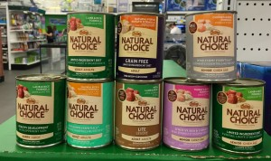 cans of Nutro Natural Choice