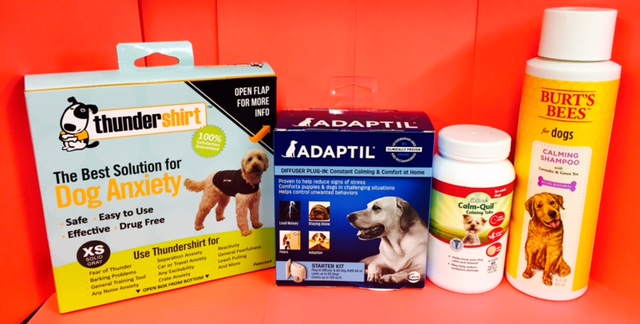 calming products at B&B Pet Stop in Mobile, Alabama