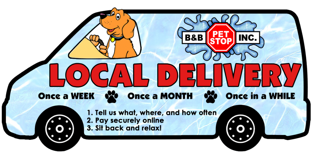 Free* LOCAL DELIVERY!