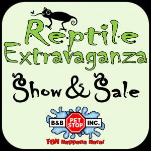 Reptile Extravaganza Show & Sale