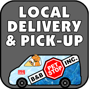 Local Delivery & Pick-Up