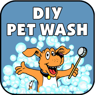 Do-it-Yourself Pet Wash Tubs