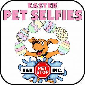 Easter Pet Selfies