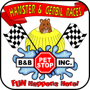 Hamster & Gerbil Races