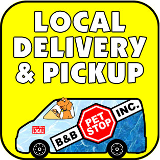 Local Delivery & Pickup