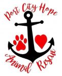 Port City Hope Animal Rescue logo
